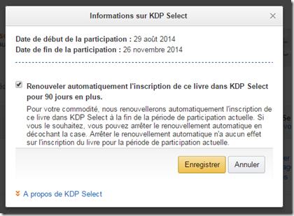 Ne souscrivez pas à KDP Select si vous n'êtes pas un auteur connu (4/4)
